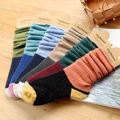 Fitight - Color-Block Socks
