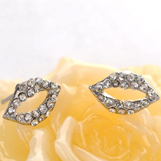 Fit-to-Kill - Lips Earrings