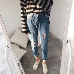 EEKO - Distressed Jeans