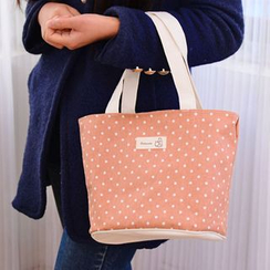 Showroom - Dotted Bucket Lunch Bag