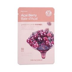 The Face Shop - Real Nature Mask Acai Berry
