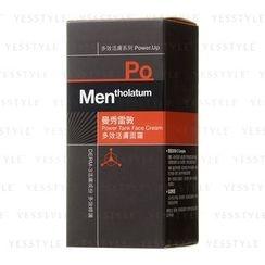 Mentholatum 曼秀雷敦 - 男士 PO 多效活肤面霜