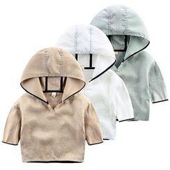 Kido - 小童中袖連帽T恤