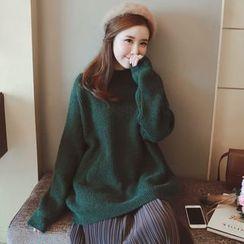 Munai - Ribbed Sweater