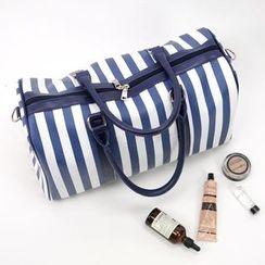 KOOBAG - Faux Leather Carryall Bag