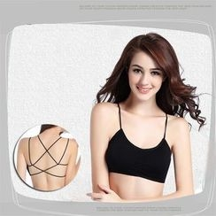Jackelyn - Lattice Bra