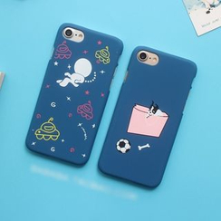 Hachi - Printed Phone Case - Apple iPhone 6 / 6 Plus / 7 / 7 Plus