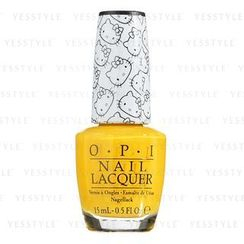 O.P.I - Nail Lacquer (My Twin Mimmy) (Hello Kitty Limited Edition)
