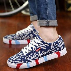 Easy Steps - Printed Sneakers