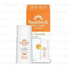 Zino - Sunblock Ultra-Light Lotion