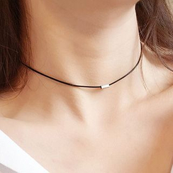 True Glam - Beaded Choker