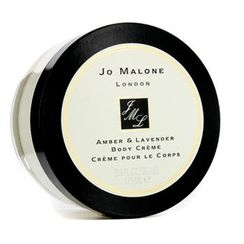 Jo Malone - Amber and Lavender Body Cream