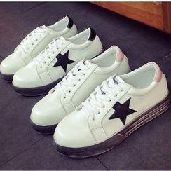 Shoeland - Star Sneakers