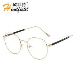 Koon - Metal Frame Round Glasses