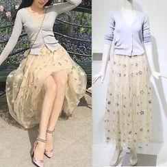 JOYIST - Cardigan / Maxi Skirt