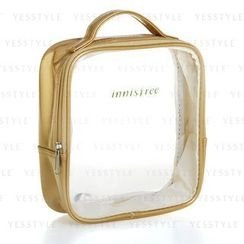 Innisfree - Transparent Cosmetic Bag