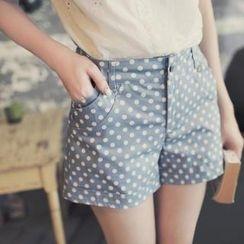 Tokyo Fashion - Dotted Shorts