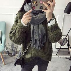 Qimi - Thick Sweater