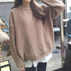 Frontline - Oversized Sweater