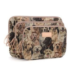 LISEN - Dog Print Laptop Sleeve