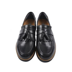 JOGUNSHOP - Tassel-Accent Loafers