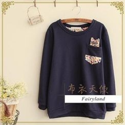 Fairyland - Owl Accent Long-Sleeve T-Shirt