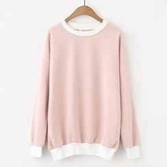 Meimei - Tipped Pullover