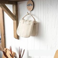 聚可愛 - 麻布棉質烤箱手套