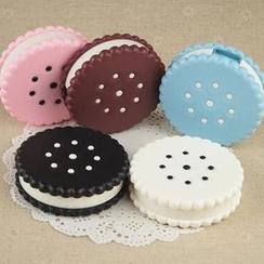 Voon - Contact Lens Case Kit  (Biscuit)