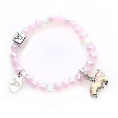 MIPENNA - Ballet Horse Pink Palace Bracelet