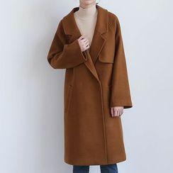 ELLY - Wool Blend Coat