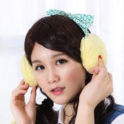 Magic Beauty - Bow Accent Ear Muffs