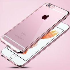 Metrop - 透明手機保護套 - iPhone 6s / 6s Plus