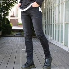 BYMONO - Washed Skinny Pants
