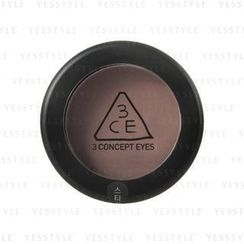 3 CONCEPT EYES - One Color Shadow - Matt (English Rose)