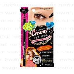 ISEHAN - Kiss Me Heavy Rotation Gel Pencil Eyeliner (#01 Deep Black)
