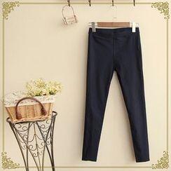 布衣天使 - 束腰窄身裤