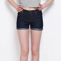 Obel - Denim Shorts