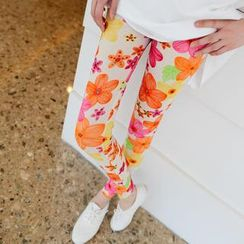 Kleggings - Floral Print Leggings