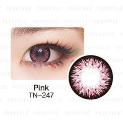 GEO - 闪烁隐形眼镜 TN-247 (粉红)