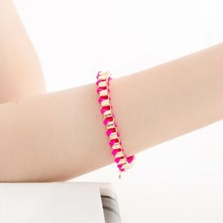 Cuteberry - Braided Metal Bracelet