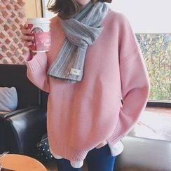 ANTEM - Plain Chunky Sweater