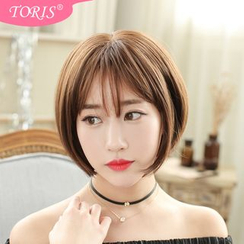 Toris - Short Full Wig - Curly