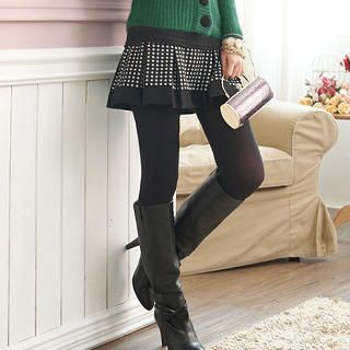 Tokyo Fashion - Dotted Pleated Skirt