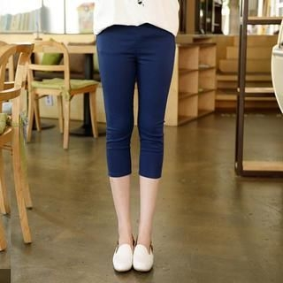 CLICK - Cropped Skinny Pants