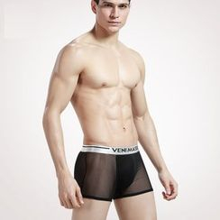 Veni Masee - Breathable Mesh Briefs
