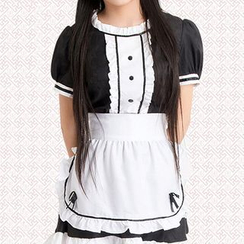 Comic Closet - Maid Party Costume