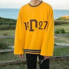 CooLook - Letter Sweatshirt