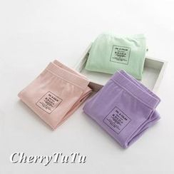 CherryTuTu - Plaid Leggings