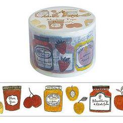 Aimez le style - Aimez le style Masking Tape Primaute Wide Jam & Fruit
